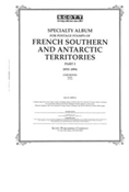 FRENCH SOUTH & ANTARCTIC TERRITORY 1955-1994 (38 PAGES)