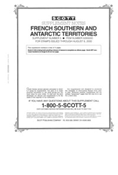 FRENCH SOUTH & ANTARCTIC TERRITORIES 1999-2000 (5 PAGES) #5