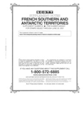 FRENCH SOUTH & ANTARCTIC TERRITORIES 2001 (4 PAGES) #6