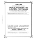 FRENCH SOUTH & ANTARCTIC TERRITORIES 1996 (5 PAGES) #2