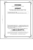 KIRIBATI 1999 (5 PAGES) #5