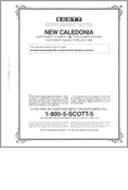 NEW CALEDONIA 1998 (5 PAGES) #5