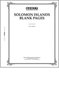 Scott Solomon Islands Blank Pages