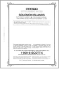 SOLOMON ISLANDS 1999 (5 PAGES) #4