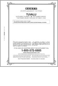 TUVALU 2001-2002 (17 PAGES) #7