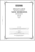 NEW HEBRIDES: BRITISH ISSUES 1908-1980 (26 PAGES)