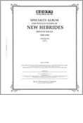 NEW HEBRIDES FRENCH ISSUES 1908-1980 (28 PAGES)