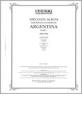 ARGENTINA 1858-1974 (130 PAGES)