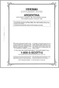 ARGENTINA 1995 (9 PAGES) #2