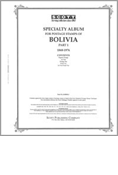 BOLIVIA 1868-1976 (82 PAGES)