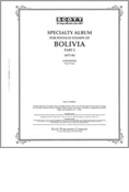 BOLIVIA 1977-1993 (29 PAGES)