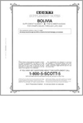 BOLIVIA 2000 (3 PAGES) #7