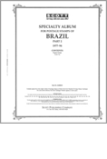 BRAZIL 1977-1993 (89 PAGES)