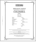 COLOMBIA 1856-1976 (151 PAGES)