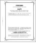 HAITI 1998-1999 (5 PAGES) #4