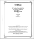 BURMA 1937-1994 (42 PAGES)
