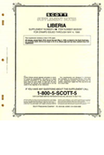LIBERIA 1997 (30 PAGES) #4