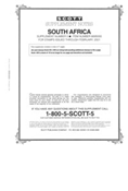 SOUTH AFRICA 2000 (8 PAGES) #5