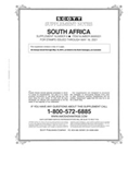 SOUTH AFRICA 2001 (5 PAGES) #6