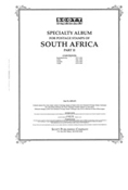 SOUTH AFRICA 1976-1994 (92 PAGES)