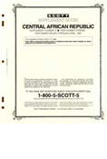 CENTRAL AFRICA 1996 (33 PAGES) #3