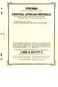 CENTRAL AFRICA 1999 (31 PAGES) #6