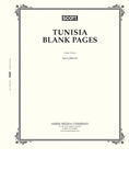 Scott Tunisia - Blank Pages