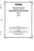 MALDIVE ISLANDS 1987-1991 (71 PAGES)