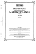 MALDIVE ISLANDS 1992-1993 (98 PAGES)
