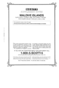 MALDIVE ISLANDS 1999 (40 PAGES) #6