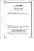 NICARAGUA 1997-1999 (39 PAGES) #3