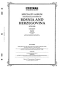 BOSNIA & HERZEGOVINA 1879-1998 (38 PAGES)