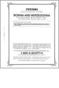BOSNIA & HERZEGOVINA 1999-2000 (11 PAGES) #1