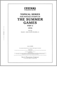 OLYMPIC SUMMER GAMES TOPICAL 1976 (114 PAGES)
