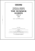 OLYMPIC SUMMER GAMES TOPICAL 1964 (102 PAGES)