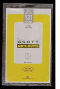 ScottMount 229x131 Stamp Mounts - Black