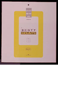 ScottMount 188x197 Stamp Mounts - Clear