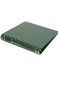 Scott Specialty Green 3-Ring Binder - Small