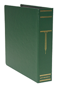 Scott Universal Green Binder