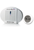 Eva-Dry High Capacity Dehumidifier and Hygrometer Set