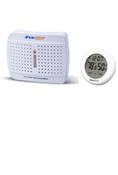 Eva-Dry Mini Renewable Dehumidifier and Hygrometer Set