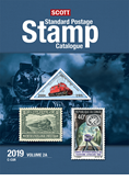 2019 Scott Standard Postage Stamp Catalogue - Vol. 2 (C-F)
