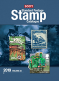2019 Scott Standard Postage Stamp Catalogue - Vol. 3 (G-I)