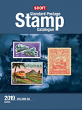 2019 Scott Standard Postage Stamp Catalogue - Vol. 5 (N-Sam)