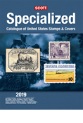 2019 Scott Specialized Catalogue Of United States Stamps And Covers