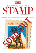 2020 Scott Standard Postage Stamp Catalogue - Volume 1 (US & A-B)