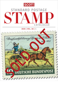 2020 Scott Standard Postage Stamp Catalogue - Volume 3 (G-I)