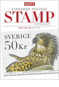 2020 Scott Standard Postage Stamp Catalogue - Volume 6 (San-Z)