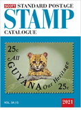 2021 Scott Standard Postage Stamp Catalogue - Volume 3 (G-I)