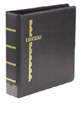 Scott Stamp Cover Binder - Black